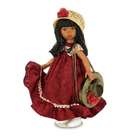 【アシュトンドレイク】Linda Rick Collectible Vinyl Doll, Oleanna/赤ちゃん人形/ベビードール