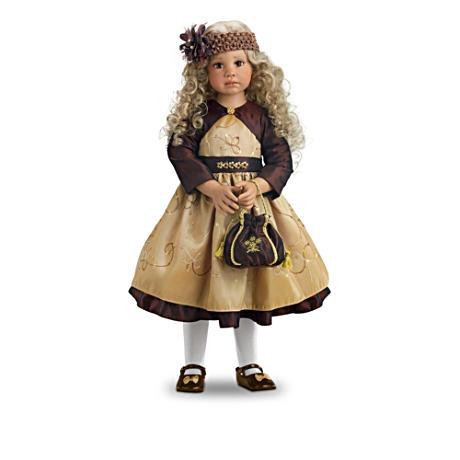 【アシュトンドレイク】Angela Sutter Child Dolls Inspired By Seasonal Col/赤ちゃん人形/ベビードール
