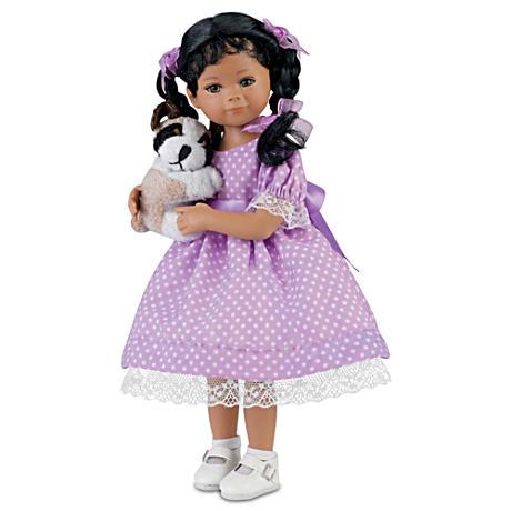 【アシュトンドレイク】Mayra Garza ★Kimani★ Poseable Doll With FREE Plu/赤ちゃん人形/ベビードール