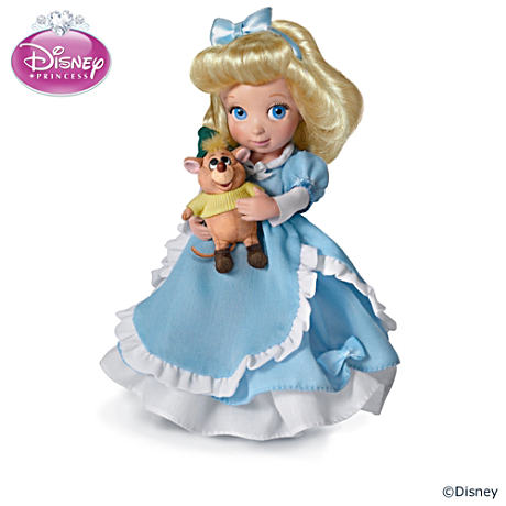 【アシュトンドレイク】Disney ★Big Dreams For Little Princesses★ Doll C/赤ちゃん人形/ベビードール