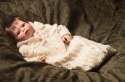 【リーミドルトン】Doll Baby Christian - L/赤ちゃん人形/ベビードール