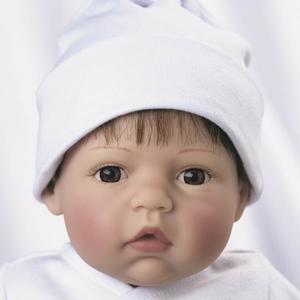 Wonder Love #2181/赤ちゃん人形/ベビードール 【リーミドルトン】Wee Tiny 茶色の髪/茶色の目