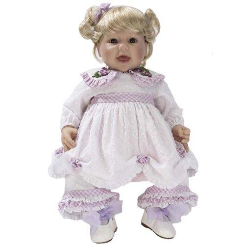 【リーミドルトン】アーティストスタジオコレクション Pansy 約51cm ビニール/赤ちゃん人形/ベビードール