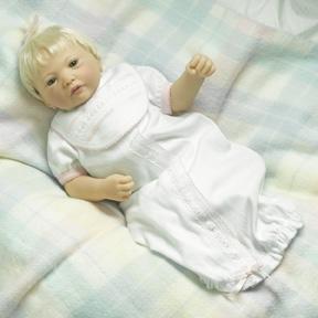 【リーミドルトン】アーティストスタジオコレクション 'First Day Home' 新生/赤ちゃん人形/ベビードール