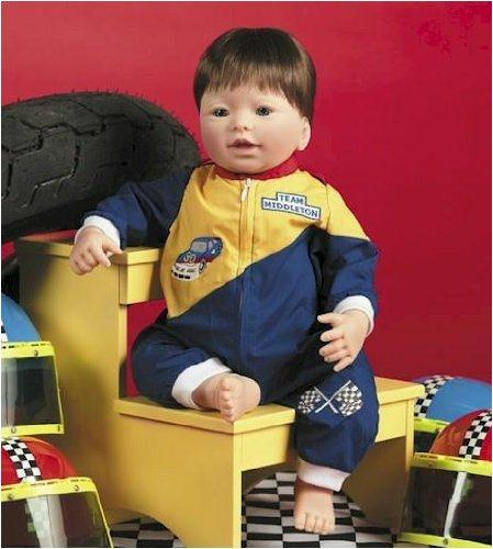 【リーミドルトン】Start Your Engine ビニール Doll/赤ちゃん人形/ベビードール