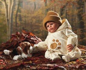 【リーミドルトン】Pouty Paws by #1397/赤ちゃん人形/ベビードール
