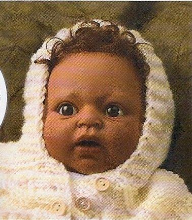 【リーミドルトン】Baby Christian Model 01879/赤ちゃん人形/ベビードール