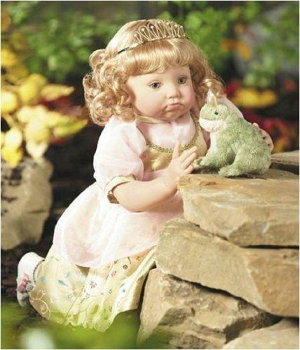 【リーミドルトン】Doll - Kissing Frogs - 2237/赤ちゃん人形/ベビードール