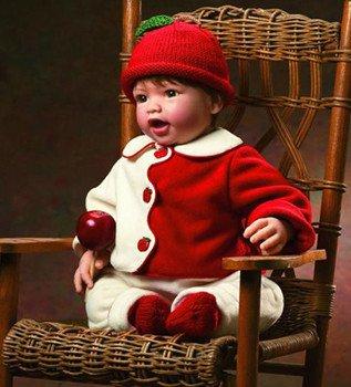 【リーミドルトン】Doll Day At The Orchard/赤ちゃん人形/ベビードール