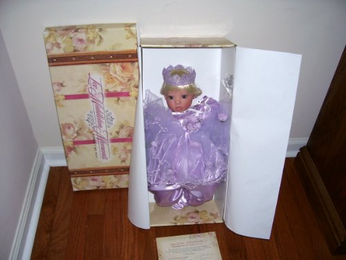 【リーミドルトン】Moments Lil Divine Dancer ビニール Baby Doll/赤ちゃん人形/ベビードール