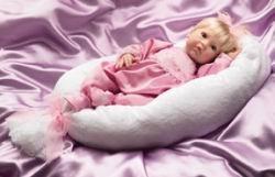 【リーミドルトン】Pink Ice/赤ちゃん人形/ベビードール
