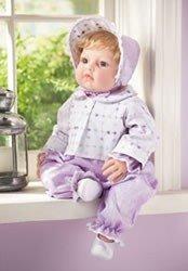 【リーミドルトン】Little Sparkler Doll/赤ちゃん人形/ベビードール