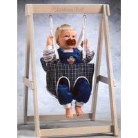 【リーミドルトン】Playtime Laughs with swing by #1847/赤ちゃん人形/ベビードール