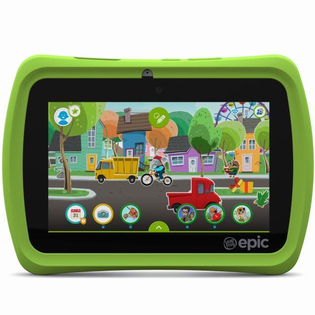 LeapFrog リープフロッグ Epic エピック アンドロイド 子供用英語学習タブレット