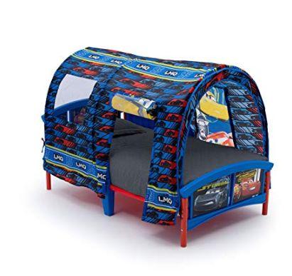 Disney-Pixar Cars Toddler Tent Bed カーズ キッズ テント ベッド