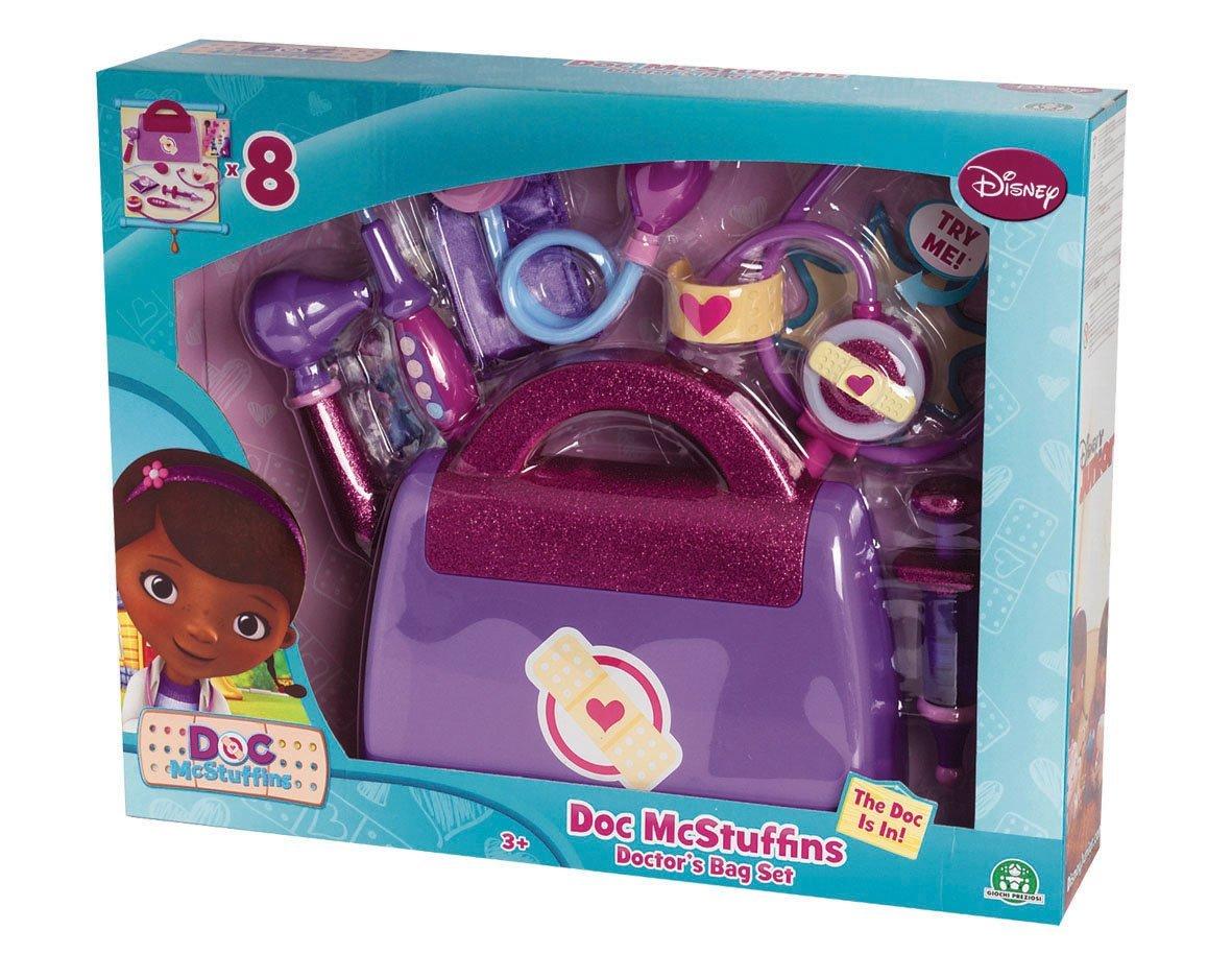 Disney Doc McStuffins ドックはおもちゃドクター Doctor's Bag Playset