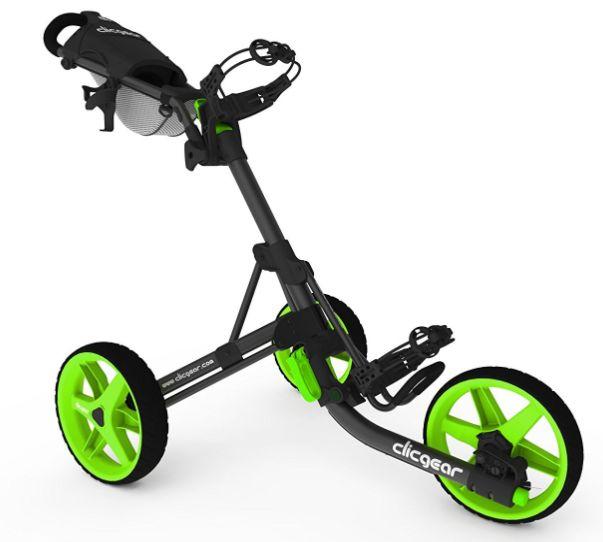 [クリックギア]Clicgear プッシュカート 3.5+ Push  ゴルフカート