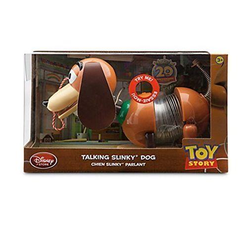 トイストーリー3 英語版 スリンキードッグ トーキングフィギュア PLAYTIME SLINKY DOG TALKING FIGUR