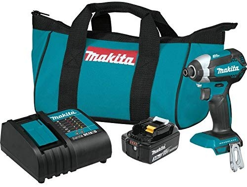 マキタ コードレスインパクトドライバー Makita XDT131 18V LXT Lithium-Ion Brushless Cordless Impact