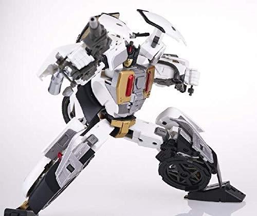 Generation Toy Guardian - Motor GT-08D 第4弾! 変形!