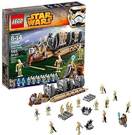 [レゴ]LEGO Star Wars Battle Droid Troop Carrier 75086