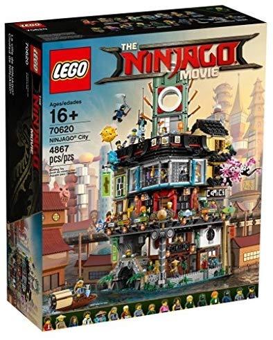 レゴ (LEGO) THE LEGOR NINJAGOR MOVIE? ニンジャゴー ザ・ムービー ニンジャゴー シティー NINJAGOR Cit