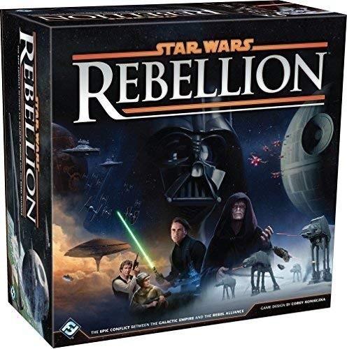 Fantasy Flight Games Star Wars: Rebellion Board Game by Fantasy Flight Publishing