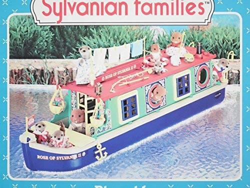 シルバニアファミリー 遊覧船 リバーサイド・カナルボート