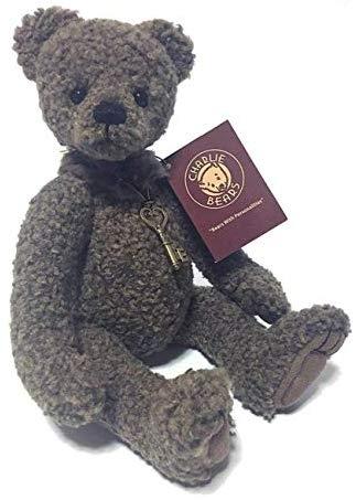 英国で人気のテディベア【Charlie Bears Ayla】チャーリーベア コレクション エイラ
