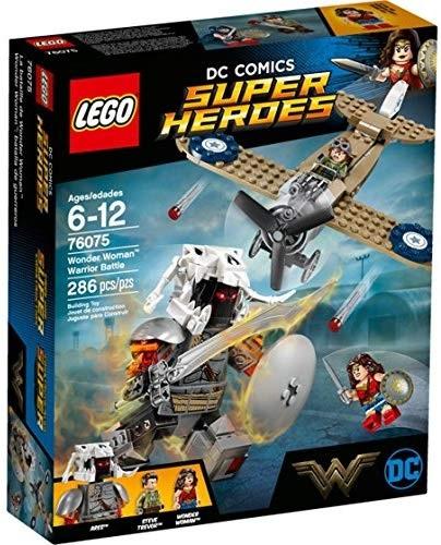 レゴ (LEGO) スーパーヒーローズ ワンダーウーマン (TM) 戦士の戦い 76075
