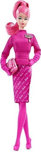 バービー 人形 オールピンク ドール