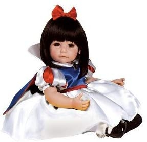 Adora (アドラ アドラドール) Baby Doll 20 Classic Snow White (白雪姫) (Dark Brown Hair/Brown Eyes)
