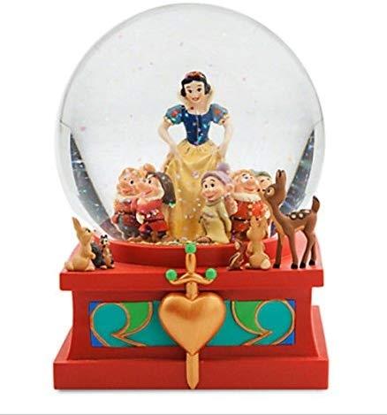Disney Store (ディズニーストア) 白雪姫 白雪姫と七人の小人 スノードーム Snow White Snow Globe