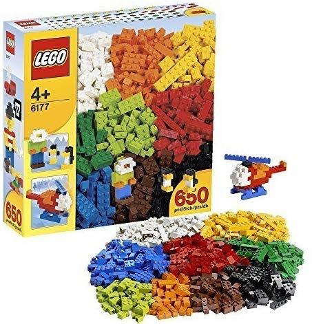 Lego 4+ Basic Bricks - 650 pcs by LEGO