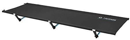 Helinox COT ONE コンバーチブル ブラック 軽量 調整可能 コンパクト 折りたたみ式 ポータブル キャンピ