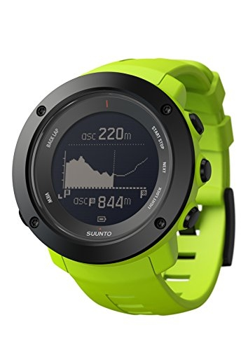 Suunto Ambit3 Vertical Lime Run Watch - AW16 - One - Green