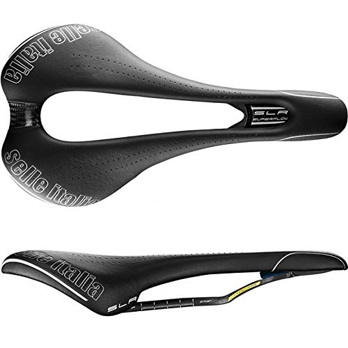 Selle Italia セライタリア SLR Kit Carbonio Superflow Saddle スーパーフロー サドル with Carbon Rail