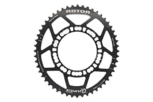 Rotor(ローター) Q-RINGS 110 PCD COMPACT ROAD 53T アウターチェーリング