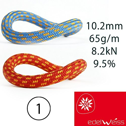 edelweiss O-Flex・エーデルワイス オーフレックス 10.2mm 40m オレンジ