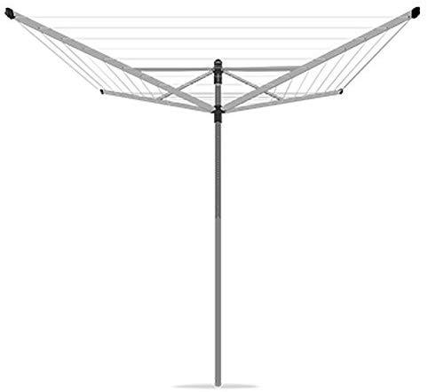 Brabantia [ ブラバンシア ] Lift-O-Matic 40 metres ロータリードライヤー Silver シルバー 310928 洗濯