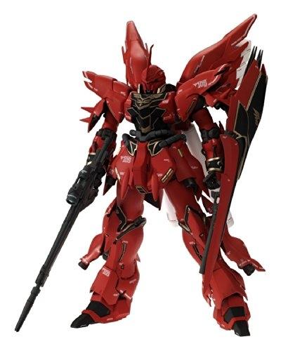 Gundam MSN-06S Sinanju Ver Ka MG 1/100 Scale