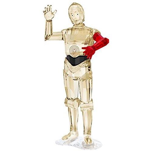 スターウォーズ C3PO スワロフスキー Swarovski Disney STAR WARS C-3PO 5290214