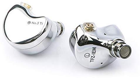 TFZ 11.4mm ダイヤモンド振動板 チタン合金ハウジング採用 ダイナミックドライバー 搭載 カナル型 イヤホ