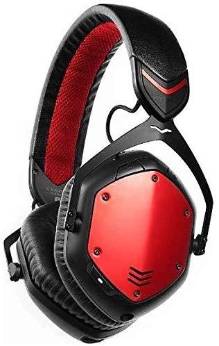 v-moda CROSSFADE WIRELESS Bluetooth 対応ヘッドフォン Rouge