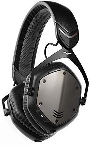 v-moda CROSSFADE WIRELESS Bluetooth 対応ヘッドフォン Gunmetal Black