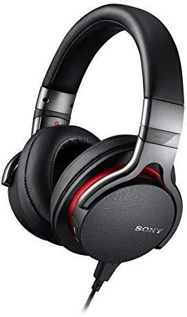 SONY ソニー MDR-1ADAC Black ブラック デジタルアンプ搭載 ヘッドホン