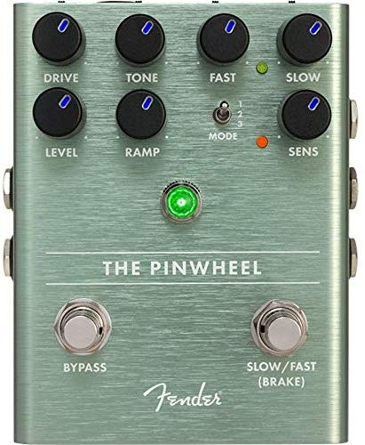 Fender フェンダーTHE PINWHEEL ROTARY SPEAKER EMULATOR ピンホイール ロータリー スピーカー