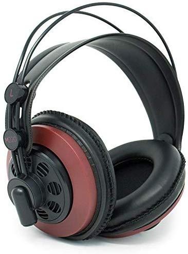 AKG x Massdrop M220 PRO Red スタジオ セミオープン スタジオ ヘッドホン