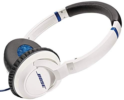 Bose SoundTrue Headphones On-Ear Style White for Apple iOS
