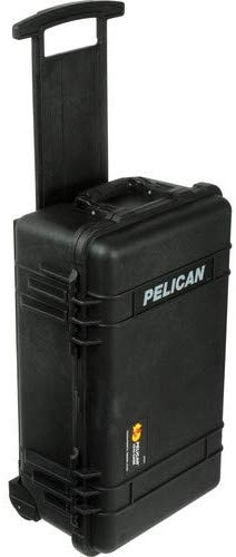 1510NF Carry On Case without Foam (Black)